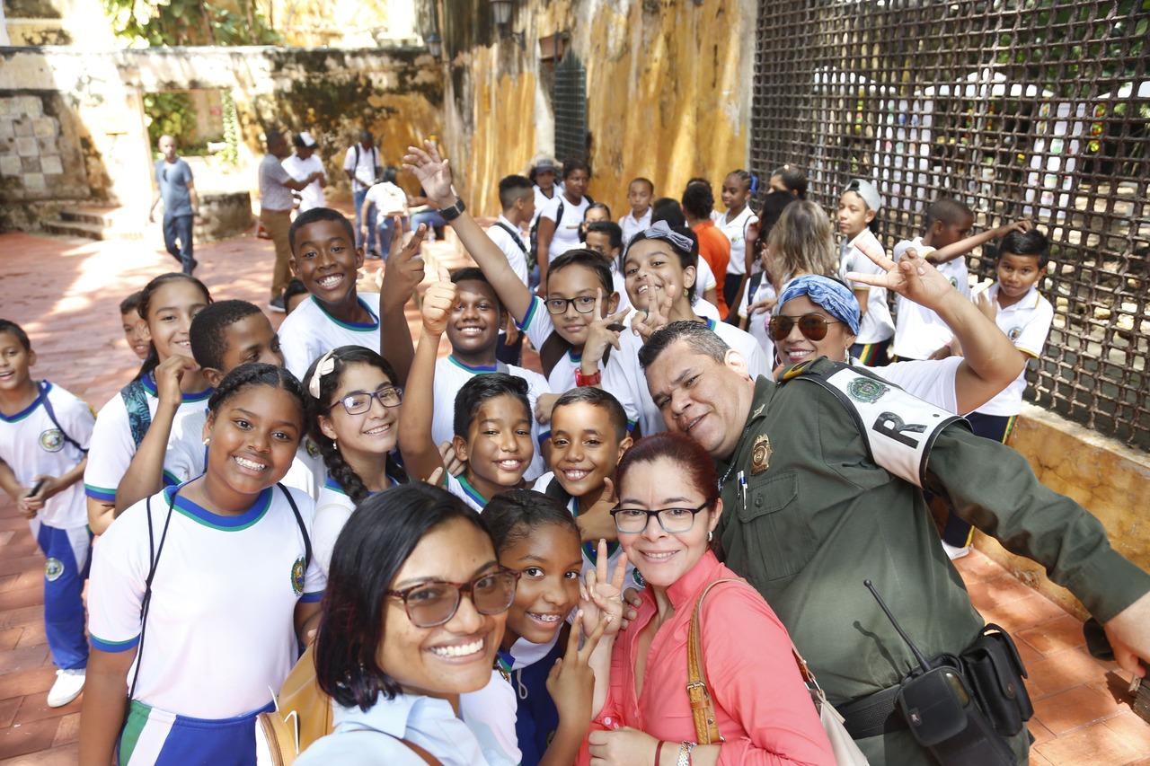 Colegios ASPAEN Gimnasio Cartagena de Indias, I.E Mercedes Abrego y Colegio Nuestra Señora de Fátima